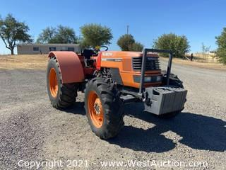 Kubota M9000 Utility Special Tractor