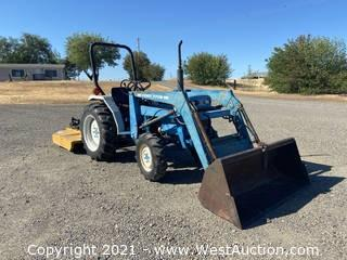 Ford 770B Tractor