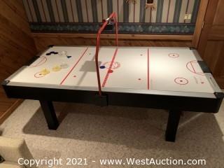 Dura Glide Air Hockey Table
