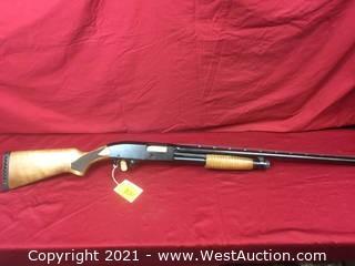 Winchester Pump Action in 12 Gauge