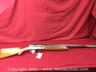 Browning Auto-5 In 12 Gauge (Semi Auto)