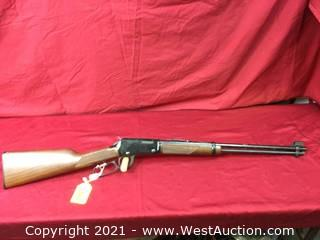 Henry Deluxe Lever Action In .22 Magnum Cal