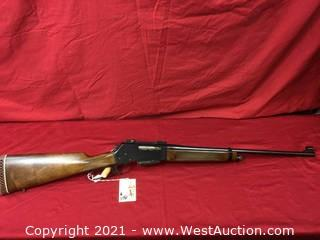 Browning Mod BLR In .243 Winchester Cal (lever Action)