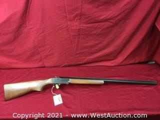 ''New'' Hatfield Single Shot 12ga Shotgun