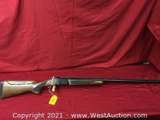 ''new'' Pointer Trap Gun W/ Adjustable Cheek Piece 12ga.