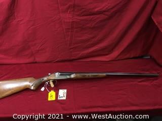 Savage Arms ''fox'' Double Barreled Shotgun 20ga.