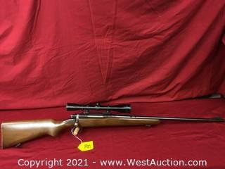 Remington Mod. 721 W/ Leupold Scope In 30-06 Cal.