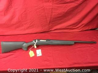 Ruger Mod. M77 Hawkeye Scout Rifle, Heavy Barrel In .308 Cal