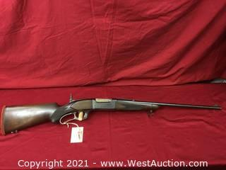 Savage Mod. 99 Lever Action In .303 Cal