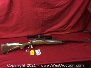 Remington Mod. 700 BDL Deluxe W/ Leupold Scope In 8mm Remington Magnum