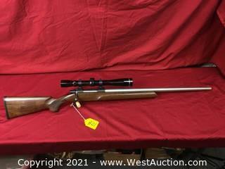 Cooper Mod. 22 W/ Leupold Scope .243 Winchester Cal.