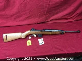 Iver Johnson M-1 Carbine .30 Cal. Semi Auto