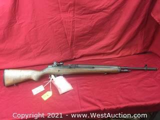 """""""New"""" Springfield M1A1 W/ Walnut Stock .308win. Semi Auto"""