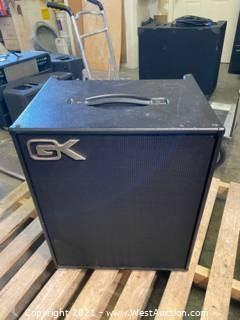 GK MB115-II Amplifier