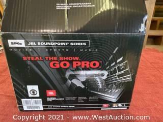 JBL Soundpoint In Wall Loudspeakers SP6