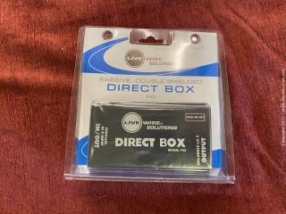 NIB Direct Box Live Wire Solution PDI