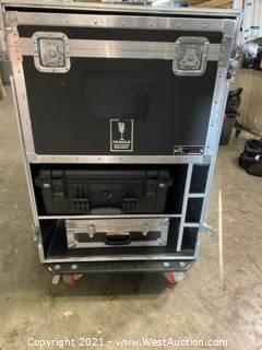 Custom Trade show / Show Road Case System