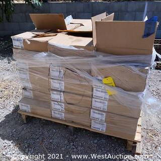 (55+) Boxes of (30) Porcelain Tiles