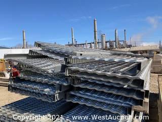(20+) Steel Platforms