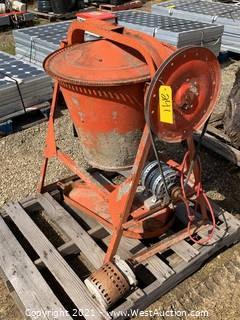 Montgomery Ward Cement Mixer