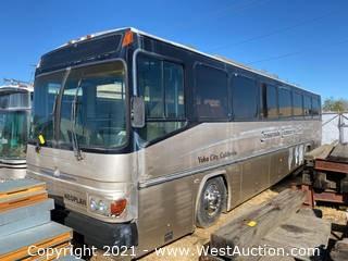 1986 Neoplan Bus (Not Running)