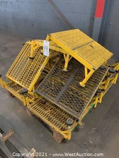 (12) Adjustable Stands
