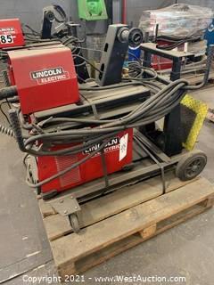 Lincoln Electric Flextec 450 MIG Welder