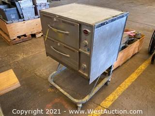 Wells RW26HD 2-Deck Oven