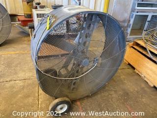 Warehouse Rolling Fan