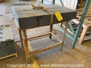 ACE Granite Precision Block With Stand