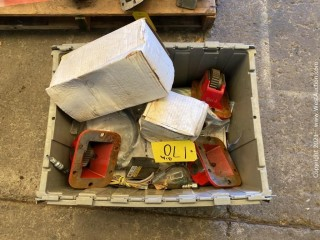 Bin Of Assorted Chelsea PTO Parts