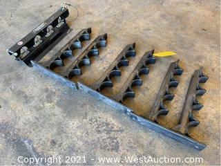 Jones Manufacturing Load Locks and D-Locks