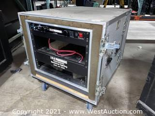 Furman PL-8 Series II Controller With Road Case