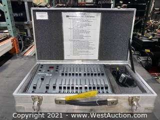 Leprecon 612 Mixing Console With Case