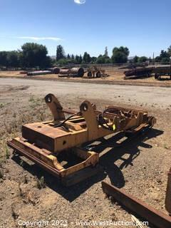 Hydraulic Attachment For Cat Loader 920
