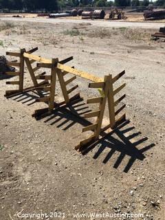 Metal Cantilever Rack