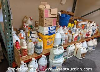 Carpet and Floor Cleaning Product Chemicals