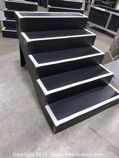 (2) 4' Step Units