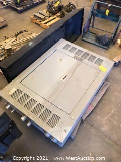 Amada Punch Laser with Other Electrical Enclosure