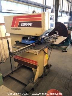 Strippit 18-30 Punch Press