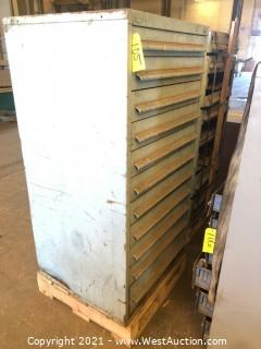 Metal Drawer Cabinet