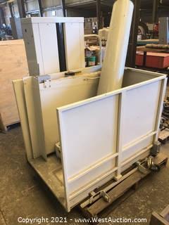 Mac's Lift Gate Inc. PL-45 Vertical Platform Lift