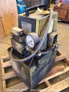 Enerpac Hushh Pump Hydraulic Pump