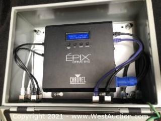 (1) Chauvet Epix Drive 642