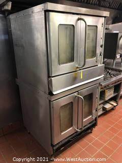 Montague 2-Tier Oven