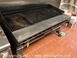 12 Burner Grill