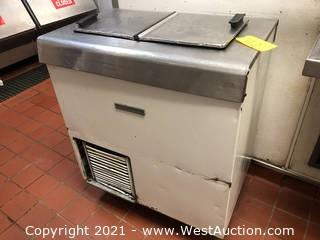 Hussman Freezer