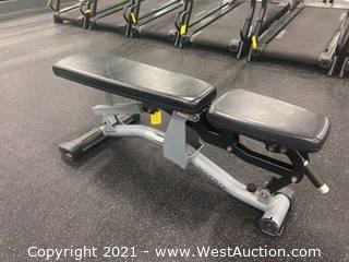 Matrix Free Weight Multi-Adjustable Bench