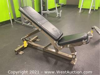 Hammer Strength Adjustable Flat/Incline Bench