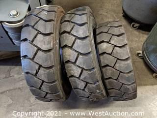 Sweeper Scrubber Tractor Tires (Seller States New)